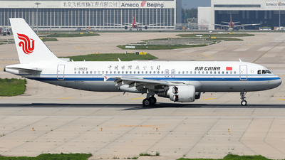 B-9923 - Airbus A320-214 - Air China