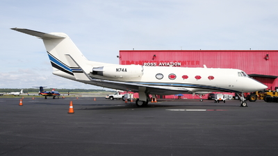 N74A - Gulfstream G-IIB - Private