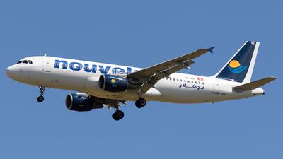 TS-INA - Airbus A320-214 - Nouvelair