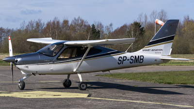 A picture of SPSMB - Tecnam P2008 JC - [1136] - © Nikodem Kasprzak