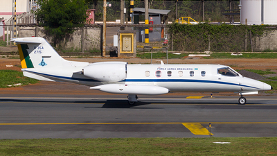 FAB2715 - Gates Learjet U-35A - Brazil - Air Force