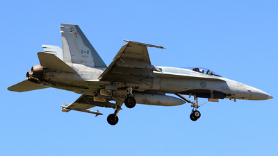 188756 - McDonnell Douglas CF-188 Hornet - Canada - Royal Canadian Air Force (RCAF)