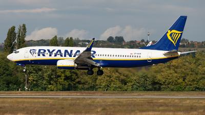 A picture of SPRKB - Boeing 7378AS - Ryanair - © Debregabor