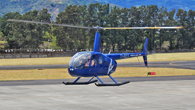 TI-BES - Robinson R44 Clipper II - Volar Helicopters