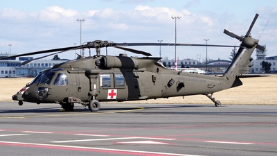 16-20864 - Sikorsky HH-60M Blackhawk - United States - US Army