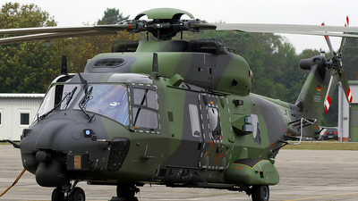 78-35 - NH Industries NH-90TTH - Germany - Army