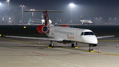 A picture of GSAJL - Embraer ERJ145EP - Loganair - © Medolago Manuel