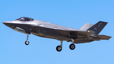 17-5257 - Lockheed Martin F-35A Lightning II - United States - US Air Force (USAF)