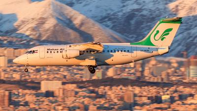A picture of EPMOR - Avro RJ85 - Mahan Air - © mohammadreza mousapor
