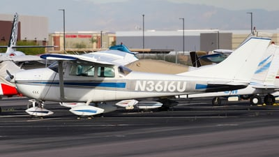 N3616U - Cessna 182F Skylane - Private
