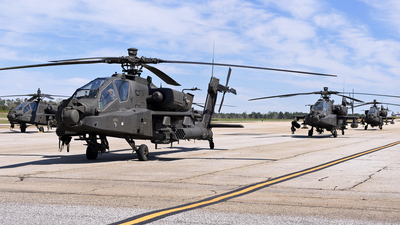 14-03031 - Boeing AH-64E Apache Guardian - United States - US Army
