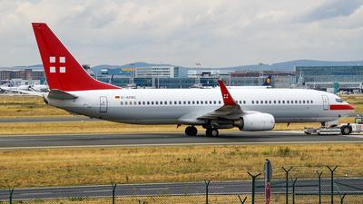 D-APBC - Boeing 737-8BK - PrivatAir