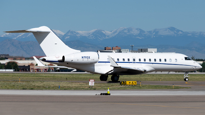 N793X - Bombardier BD-700-1A11 Global 5000 - Private
