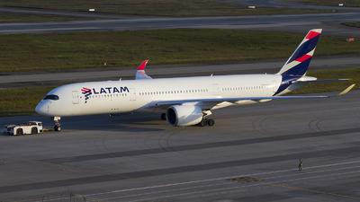 PR-XTC - Airbus A350-941 - TAM Linhas Aéreas