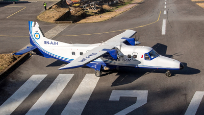 9N-AJH - Dornier Do-228-212 - Sita Air