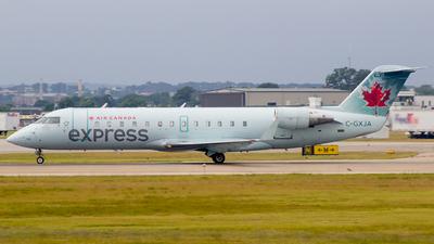 C-GXJA - Bombardier CRJ-200ER - Air Canada Express (Air Georgian)