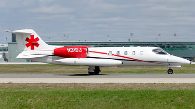 N31GJ - Gates Learjet U-36A - Private