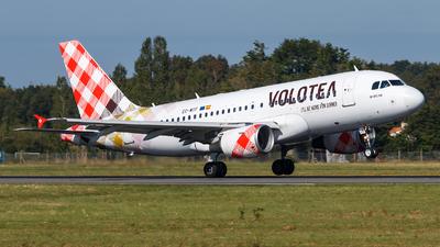 A picture of ECMTF - Airbus A319111 - Volotea - © Alexis Boidron