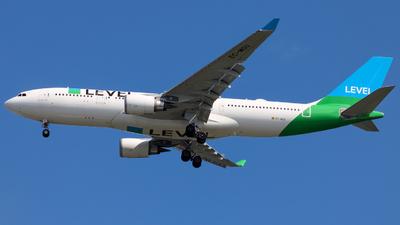 EC-MOU - Airbus A330-202 - Level (Iberia)
