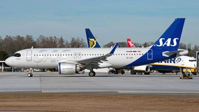 SE-ROI - Airbus A320-251N - Scandinavian Airlines (SAS)