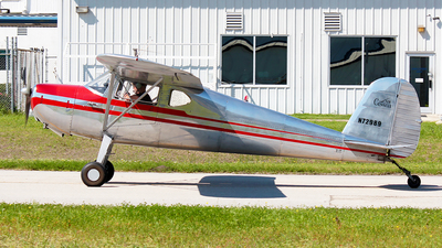 N72989 - Cessna 120 - Private