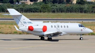 OK-HWL - Hawker Beechcraft 900XP - Private