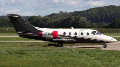G-FXMR - Hawker Beechcraft 400XP - Flexjet