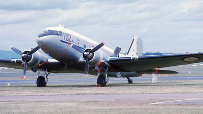 A65-102 - Douglas C-47B Skytrain - Australia - Royal Australian Air Force (RAAF)