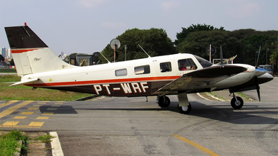 PT-WRF - Piper PA-34-220T Seneca IV - Private