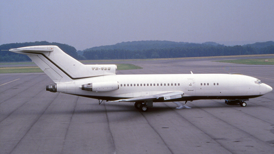 VR-CBE - Boeing 727-46 - Private