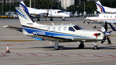 N930DH - Socata TBM-930 - Private