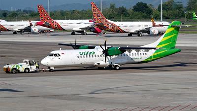 PK-GJS - ATR 72-212A(600) - Citilink