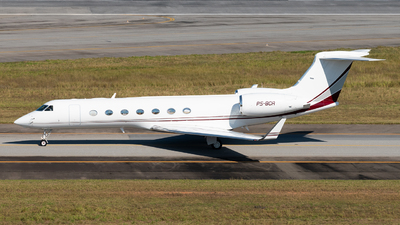 PS-BCA - Gulfstream G-V(SP) - Private