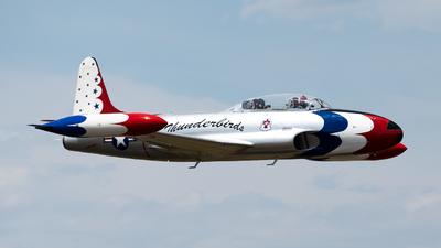 N514RH - Lockheed T-33A Shooting Star - Private