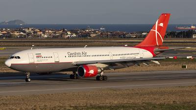 EP-FQO | Airbus A300B4-605R | Qeshm Air | Sierra Aviation