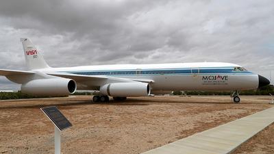 N810NA - Convair CV-990-30A-5 - United States - National Aeronautics and Space Administration (NASA)