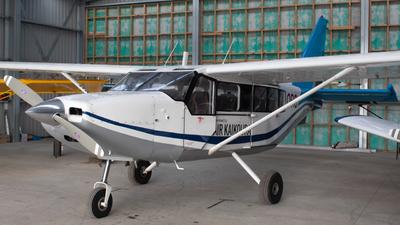 ZK-ORC - Gippsland GA-8 Airvan - Kaikoura Aeroclub