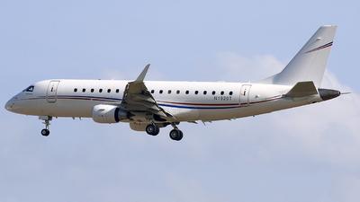 N1920T - Embraer 170-200LR - Private