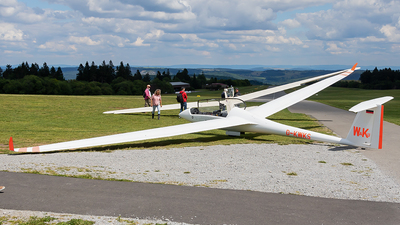 D-KWKS - Schempp-Hirth Duo Discus XLT - Fliegerschule Wasserkuppe