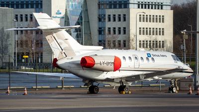LY-BGH - Hawker Beechcraft 750 - Sirius-Aero