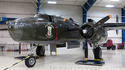 N333RW - North American B-25 Mitchell - Private