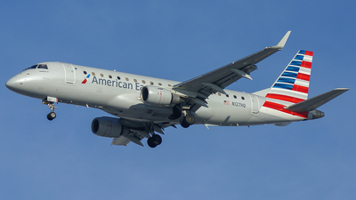 N127HQ - Embraer 170-200LR - American Eagle (Republic Airways)
