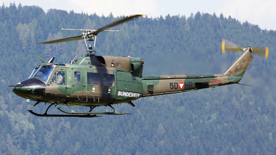 5D-HR - Agusta-Bell AB-212AM - Austria - Air Force