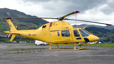 HB-ZVH - Agusta A119 Koala Mk.II - Airport Helicopter