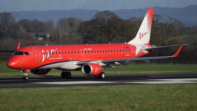 G-FBEE - Embraer 190-200LR - Vim Airlines