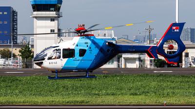 JA02CP - Eurocopter EC 135P2 - Private