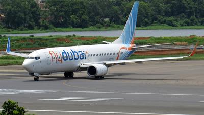 A6-FDI - Boeing 737-8KN - flydubai