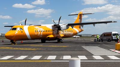 A picture of FOZNO - ATR 72600 - Air Caledonie - © Brandon Giacomin