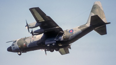 XV210 - Lockheed Hercules C.1 - United Kingdom - Royal Air Force (RAF)