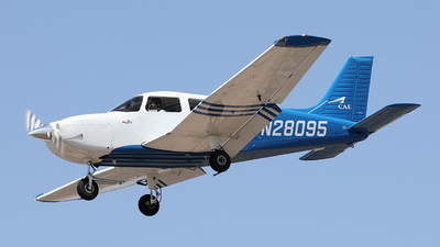 A picture of N28095 - Piper PA28181 - [2881395] - © Jeremy D. Dando